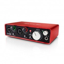 !!!СУПЕР ЦЕНА!!!Focusrite Scarlett 2i2 2nd gen USB
