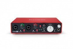 !!!СУПЕР ЦЕНА!!!Focusrite Scarlett 2i4 2nd gen USB