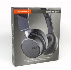PLANTRONICS BackBeat 505 dark grey