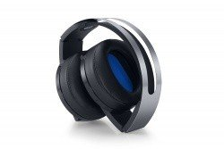 Sony Platinum Wireless Headset for PS4