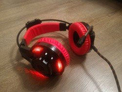 Redragon Lester Red-Black